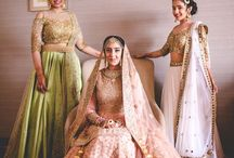 Light Lehengas / Light and fuss free lehengas to drool over!
