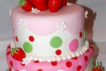 Kya's b-day cake ideas