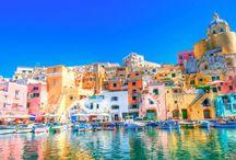 10+ Locuri pline de culoare din lume / Cele mai colorate locuri de pe planetă.