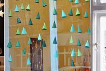 dekoracje okna