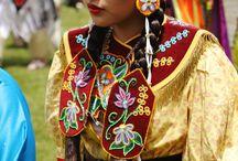 indián női viselet