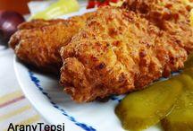 Csirkék