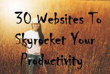 Lifehacks & productivity