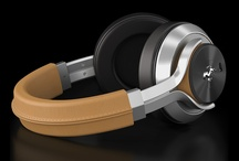 Ferrari by Logic3 Cavallino Headphone Collection / by Ferrari by Logic3