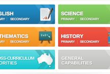 Australian New Curriculum / by Georgina Sarantaugas