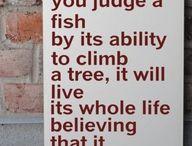 Words to ponder... / by Terri Dye