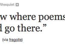 Palabras que dicen lo que pienso yo / by Elizabeth Schoppelrei