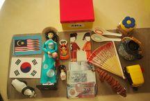 Continent boxes-montessori