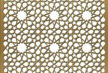 Arabic patterns