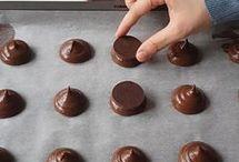 çikolatalı midye kek