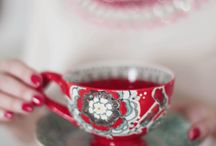 mugs and teacups. / by Catherine Janz