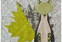 Patchwork - Quilts / Quilt