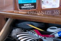 Organization - Bedrooms / by Lisa @ Organize 365