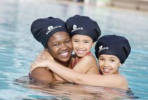 swim caps / Swim caps for swimming when you have dreadlocks, locs, braids, weaves, afro, big hair, long hair, etc
