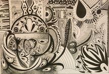 Mis alumnas / Recreación Escher