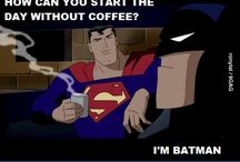 Capes and Caffeine