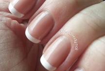 Not So French - French Manicures / Variations a french manicure.