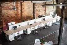 architektura - hot desk