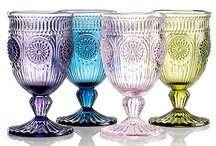 Beautiful  glassware ! / by Marla Harris