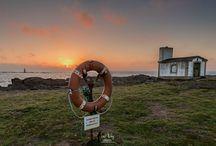 Couchers de soleil à L'île d'Yeu / Couchers de soleil à L'île d'Yeu #iledyeu #vendée
