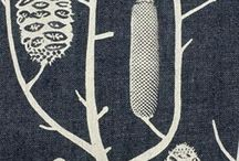Textiles Rug Design Native Seed Pod Inspired