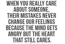 true feelings