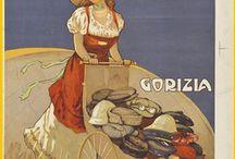 Vintage Italian prints