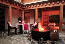 Hotels with fireplace