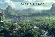 Aias alliance logo / Logo from Aias clan OGame