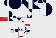Caligrafía y tipografía