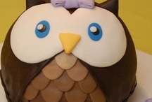 Owl cakes / by Gus
