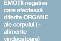 Emoțiile negative ataca corpul