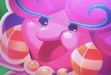 Candy Crush Jelly Saga / Candy Crush Jelly Saga is the third installment in the Candy Crush Saga series. This is a fan board to post pins related to Candy Crush Jelly with tips and interesting Jelly Saga info.
