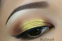 Makeup geek gold