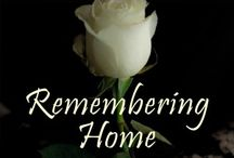 Remembering Home / Contemporary romance novella, Remembering Home
