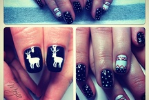 Theme nails  / by Caitlyn Smith Gregory