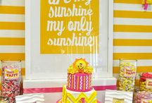 {PARTY} You Are My Sunshine