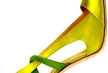 Best Foot Forward - Manolo's / by Kadag Drolma