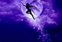 tündérek, angyalok, misztikus képek / gyönyörű képek, csodás színek