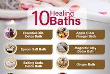 Bath Salts & Soaks
