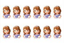 Cupcake Princesa Sofia
