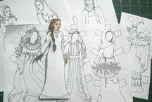 """Parsha, Yom Tov, Torah teaching ideas! / by Melanie """"Tichel Love"""" Huet"""