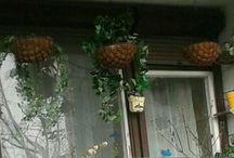 Pozitív példák selyemvirág használatára