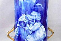 Doulton vase
