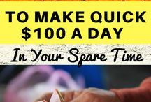Money Making Ideas for Extra Cash / Are you looking for some cool Money Making Ideas for Stay at home moms, teens and college students for quick Extra Cash? I bet you are at the right spot! Dive in to find the best sidehustle ideas, passive income ideas, work at home jobs legitimate worldwide to make money online.  #extracash #stayathomemomjobs #startups #passiveincomeideas #moneymakingideas