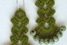 Crochet Jewerly & Accesories / by Katia Bautista Ricci