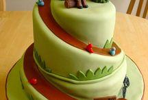 Cake / Cake deco, fondant, cakes etc.