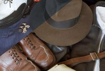 ADVENTURE (Indiana Jones) STYLE MAGNOLI / Adventure style clothing and accessories for men and women by Magnoli Clothiers.