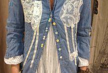 Vêtements relookés