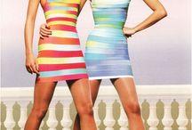 Posing: Two females